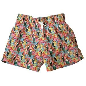 Azul Little Boys Swim Trunks Print Swim Shorts 2